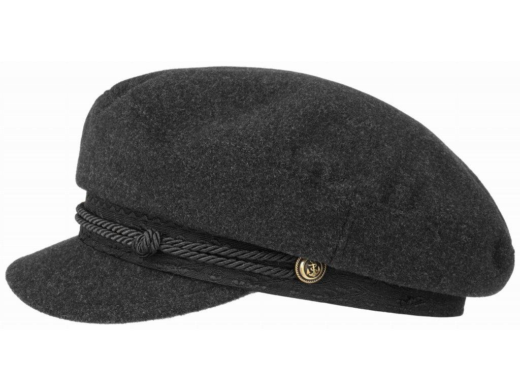 riders cap wool cashemire stetson 6290101 32