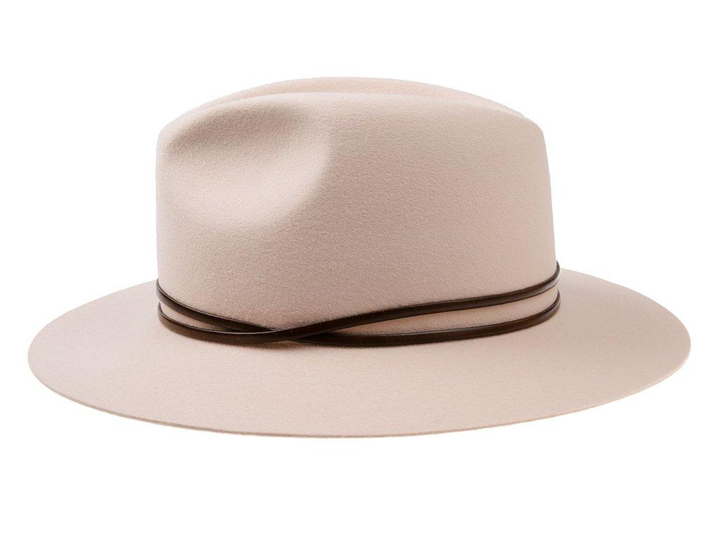Dámský smetanový klobouk Tonak 3