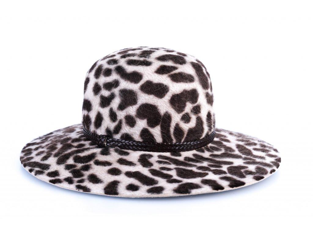 Limitováná kolekce Tonak for Carlsbad Hat Co. - leopardí motiv