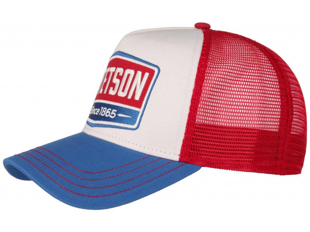 Kšiltovka Stetson - Trucker Cap Gasoline