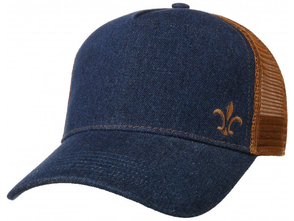 Džínová kšiltovka Lierys - Trucker Cap - 7751169