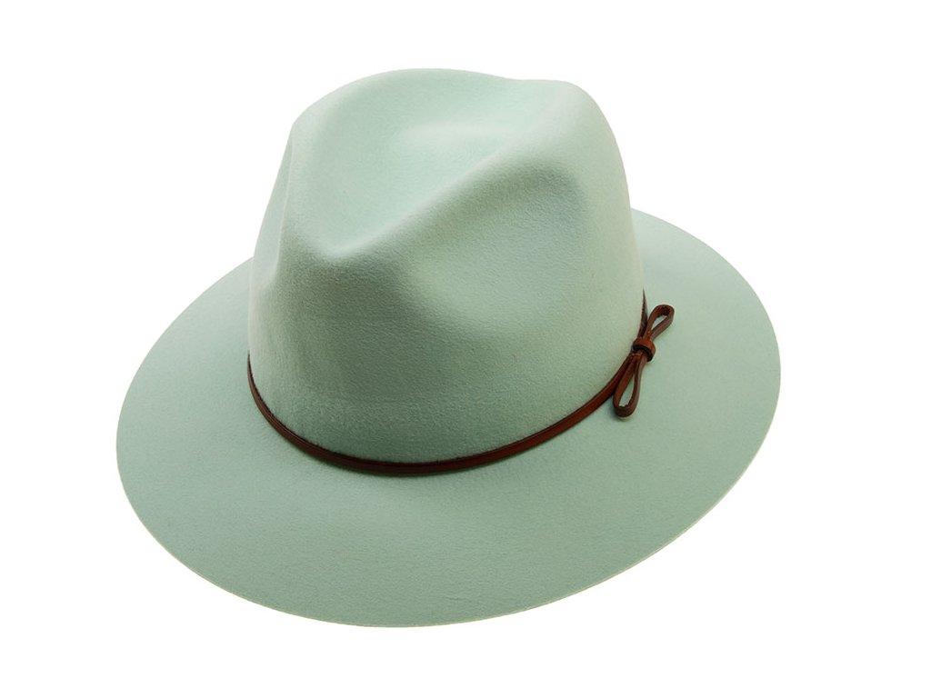 Klobouk pastelově zelený Tonak 53360/17 - mint