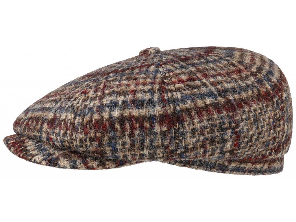 Luxusní zimní bekovka od Stetson - Hatteras Virgin Wool - 6840329