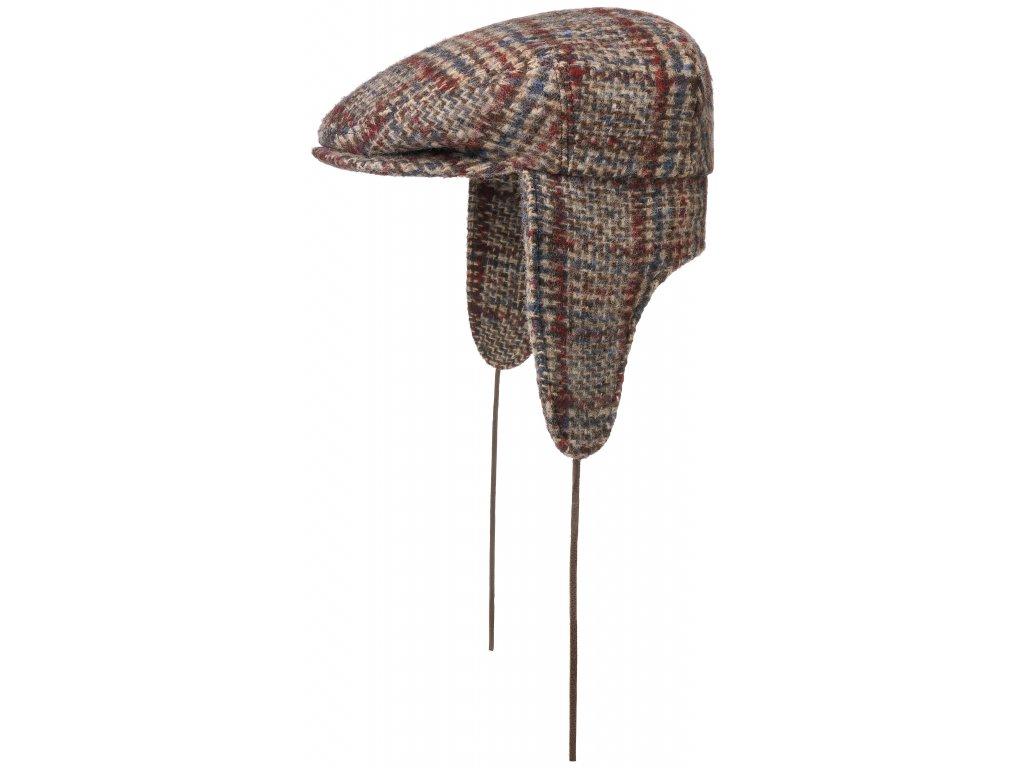 Bekovka Sherlock Holmes od Stetson - Driver Cap vlněná - 6290303