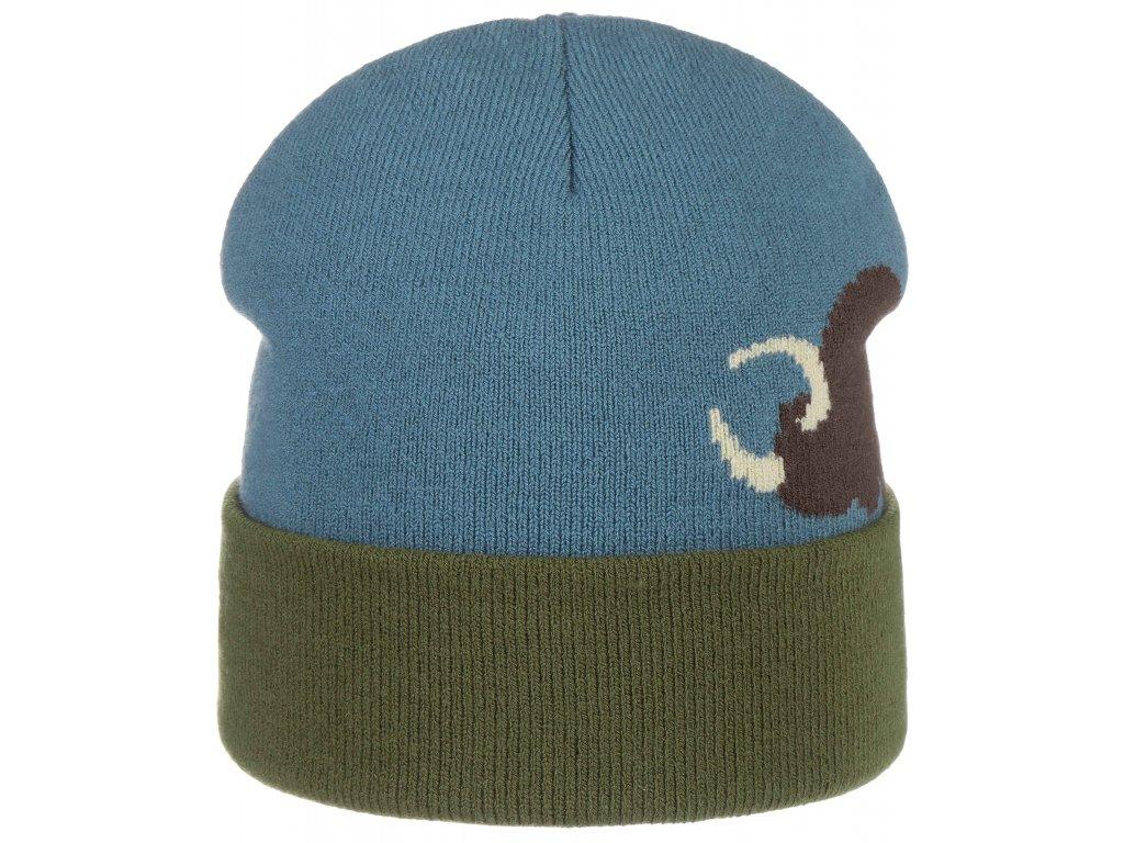 Pletená zimní čepice Stetson - Beanie Buffalo  - 8599119