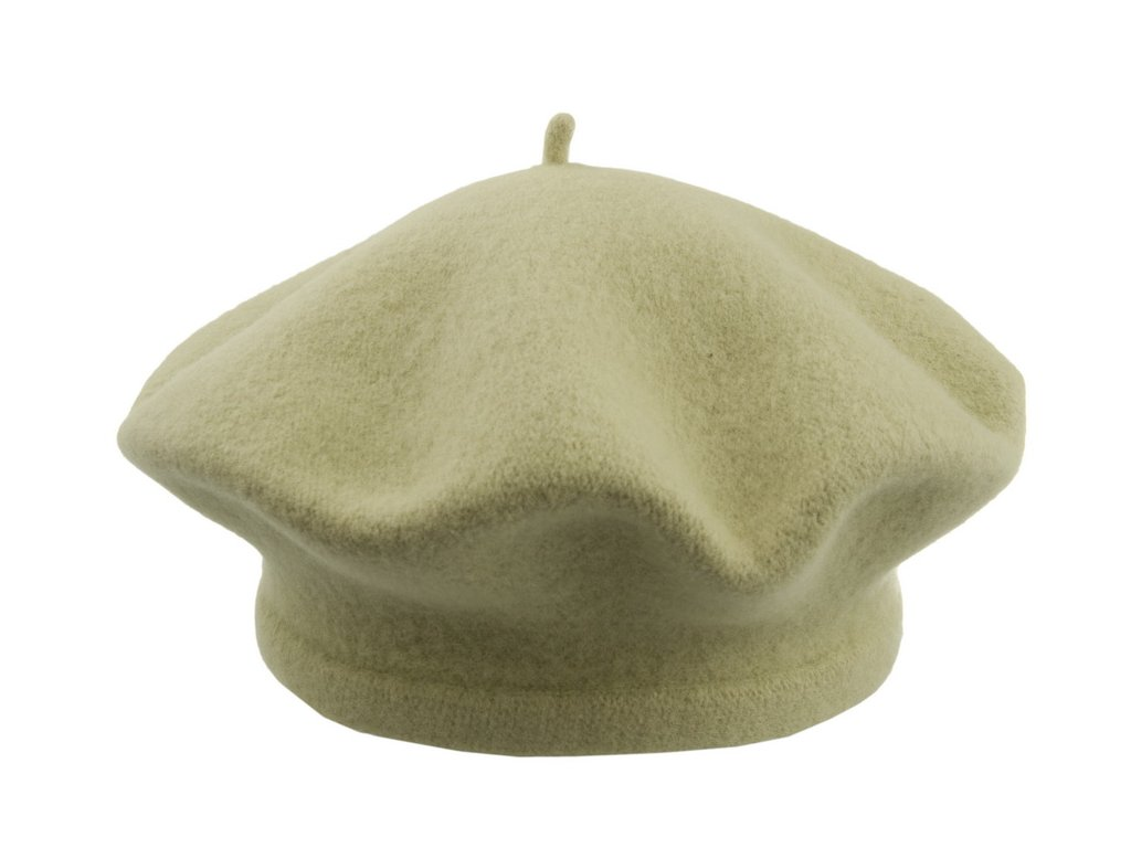 Flora 001 061118 baret pleteny vlneny zeleny