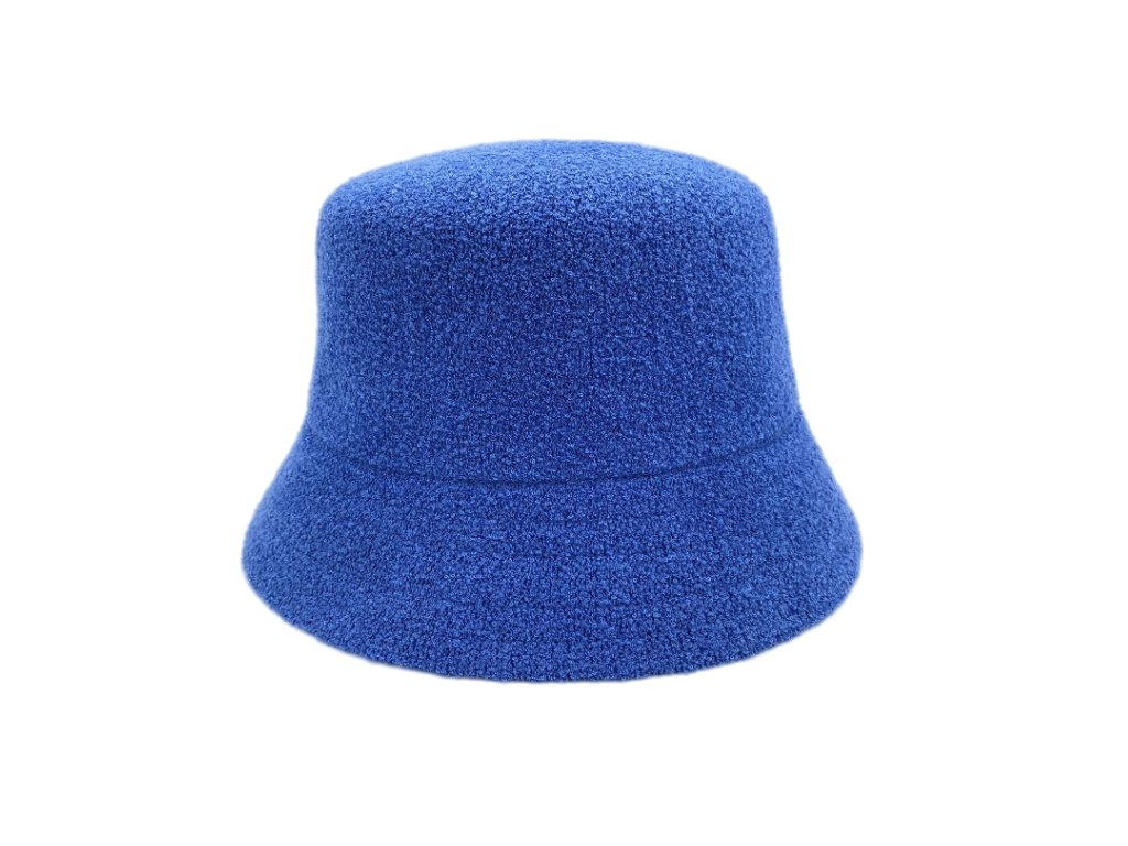 modry letni klobouky