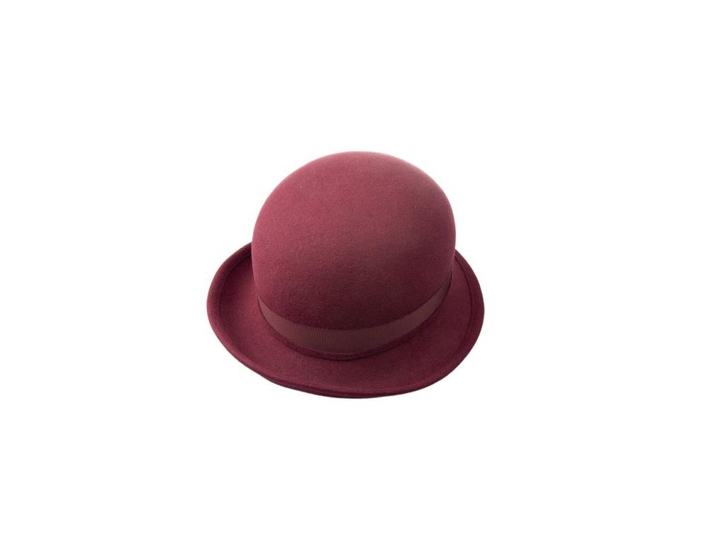 Dámský bordó klobouček Tonak 50623/05
