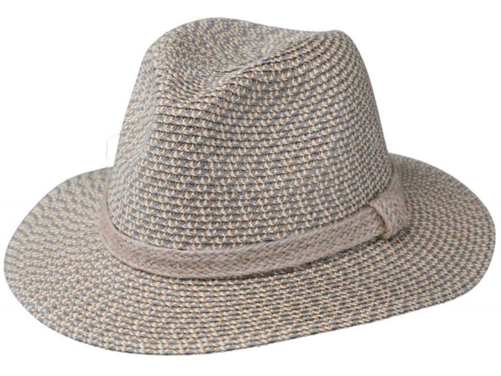 Letní unisex klobouk - Fedora - Carlsbad Hat Co.