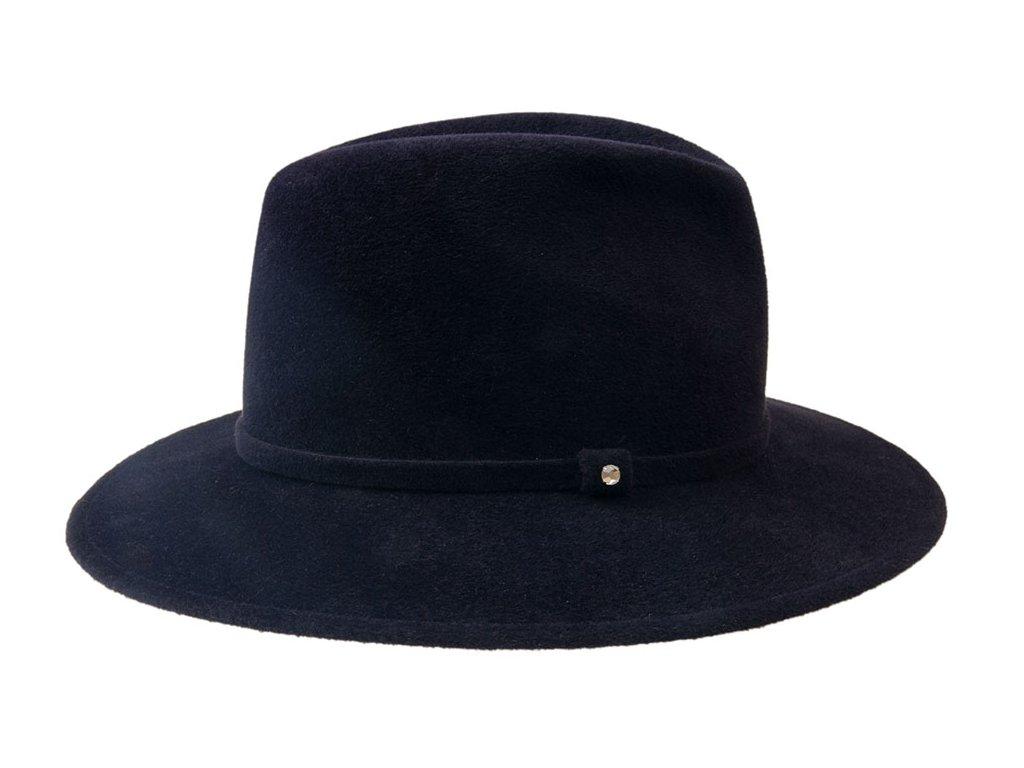 Modrý velurový klobouk - Tonak 53148/16 Outlet