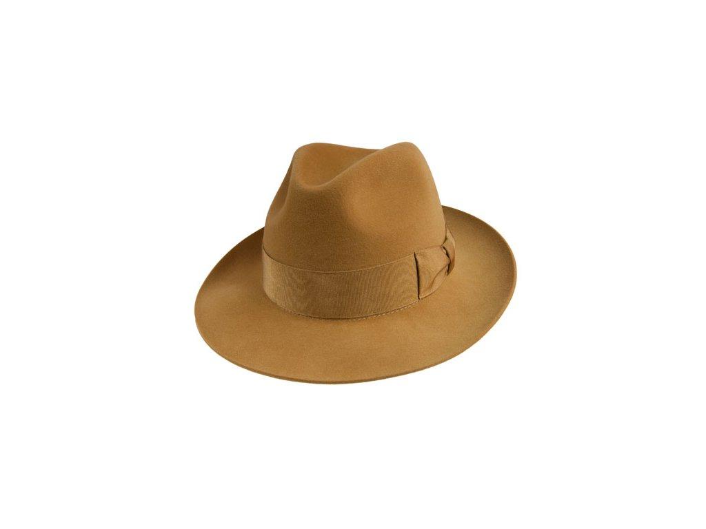 Luxusní plstěný klobouk Tonak 10377/07 outlet