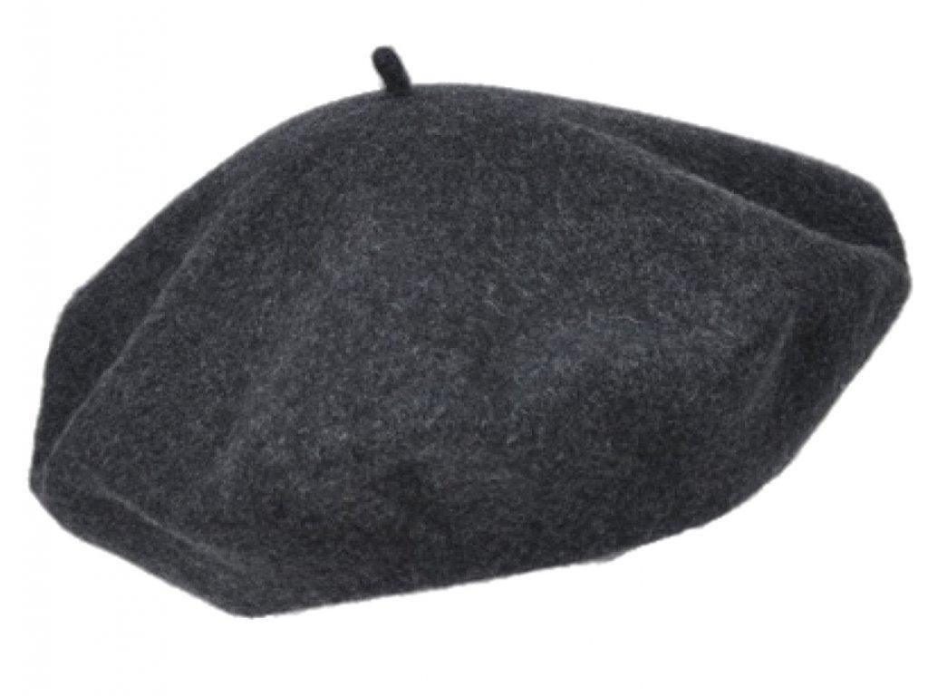 Barety šedý melír dámský - Flora - 310693
