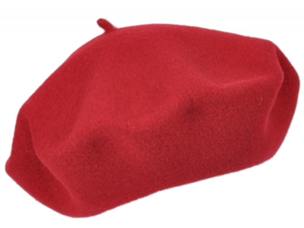 Barety červený dámský - Flora - 030760
