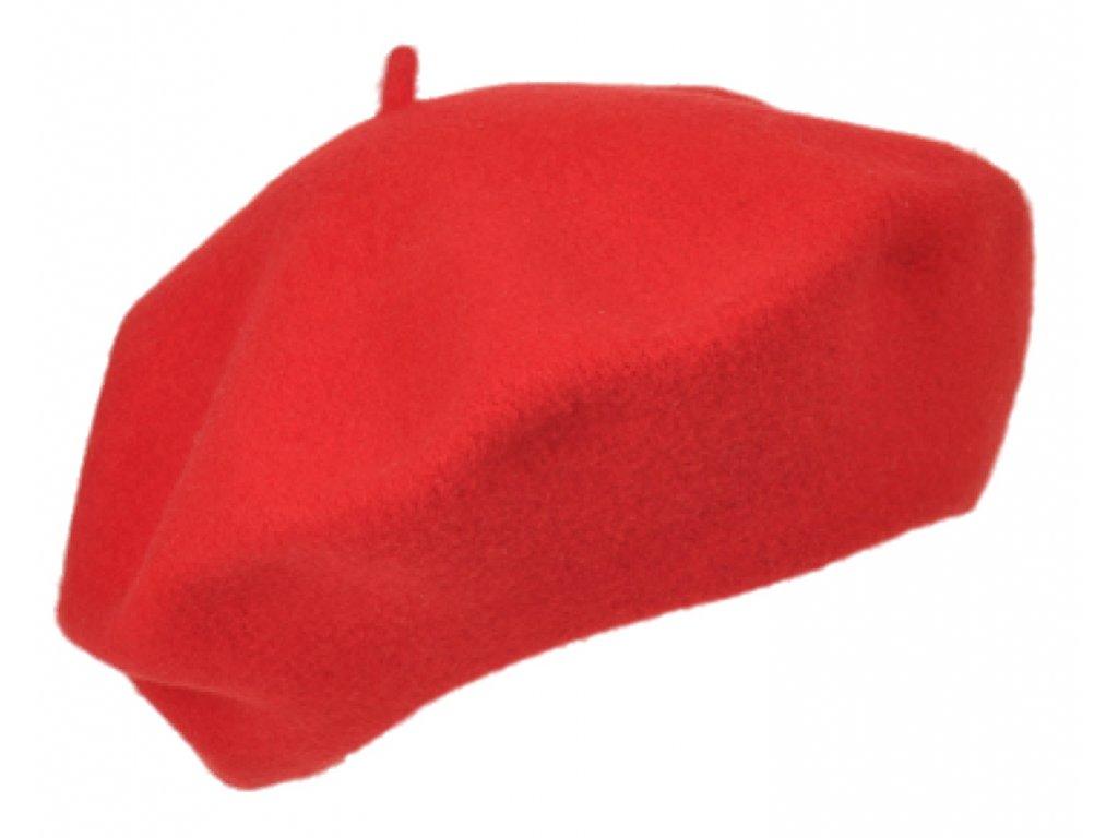 Barety červený dámský - Flora - 030504