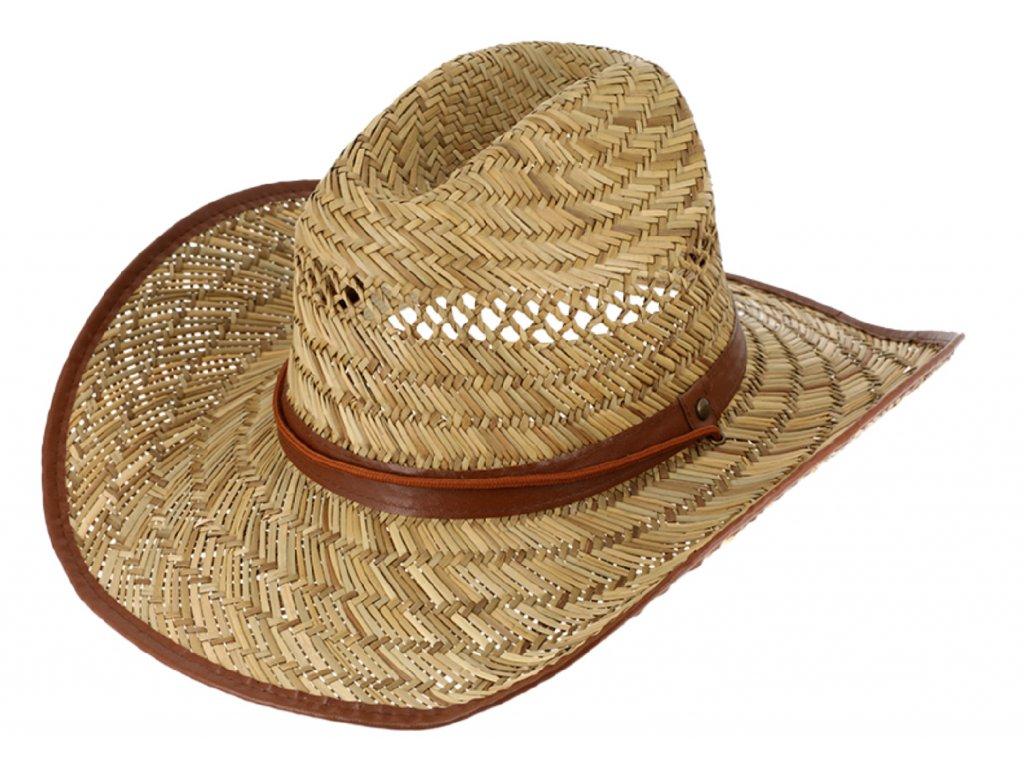 Western klobouk letni