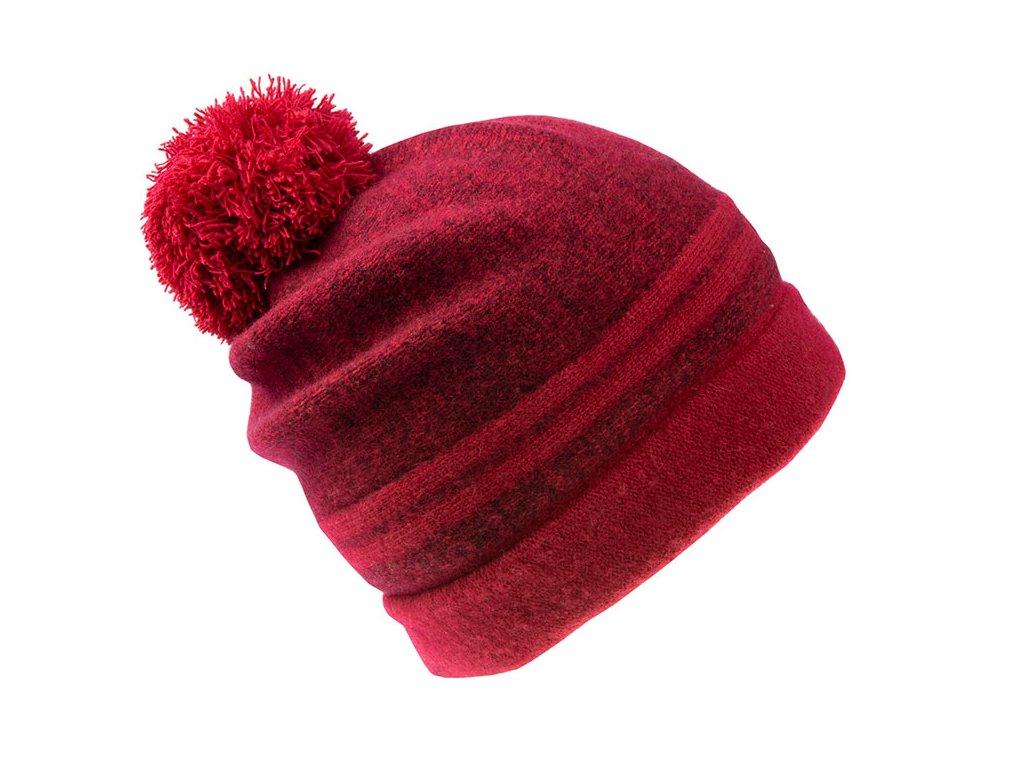 Vlněná čepice Orukola Tonak - výprodej