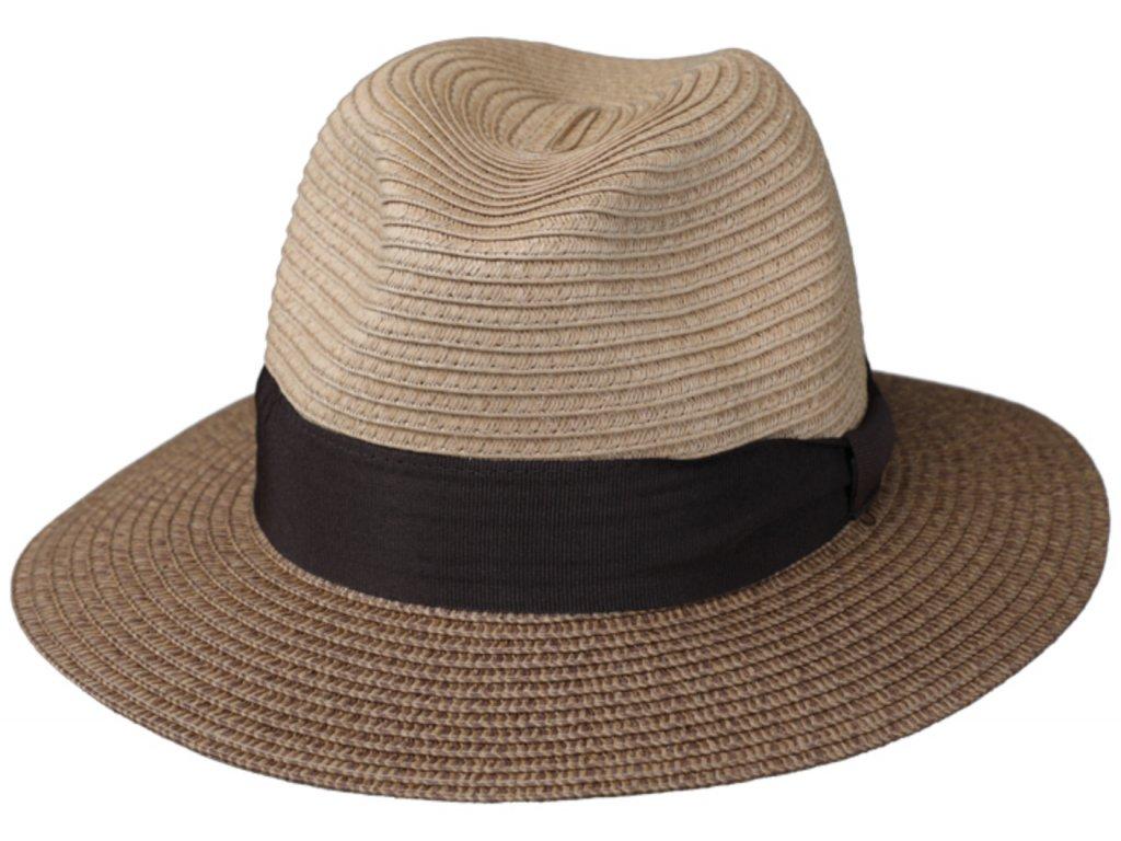 Letni slameny klobouk