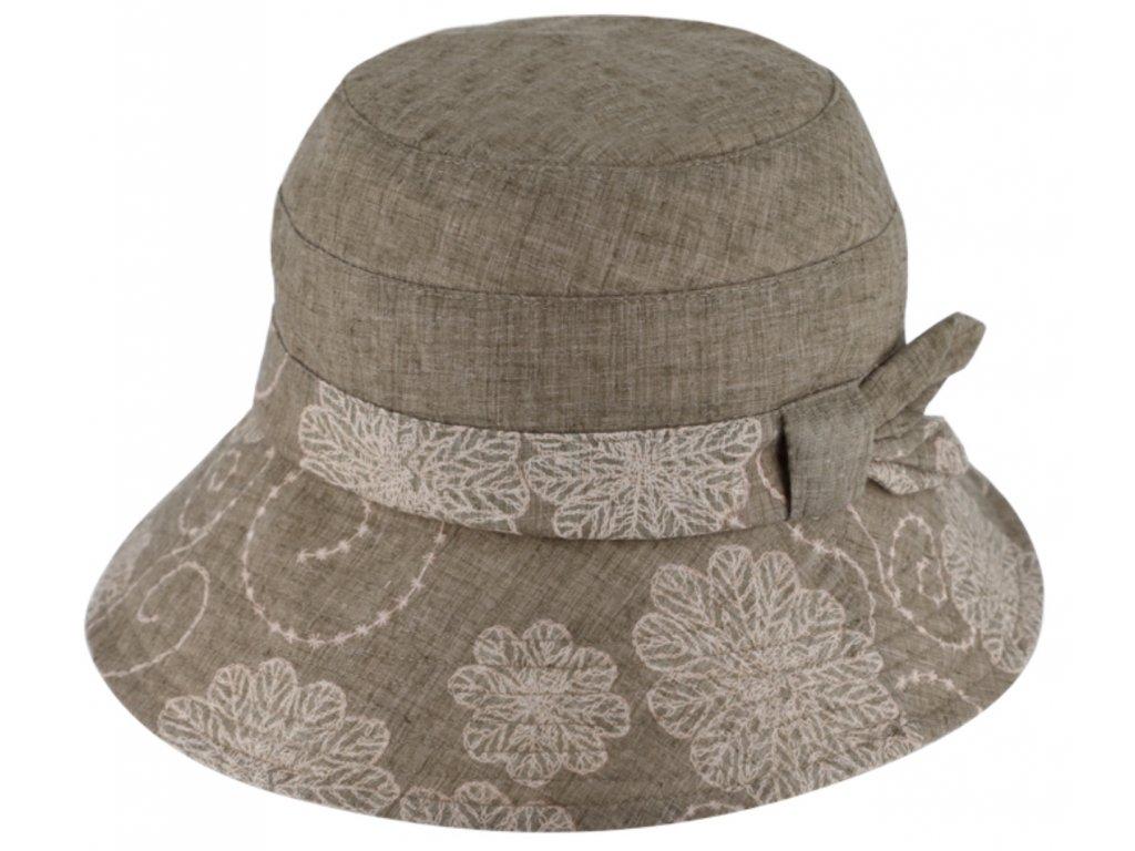 bavlneny bucket hat