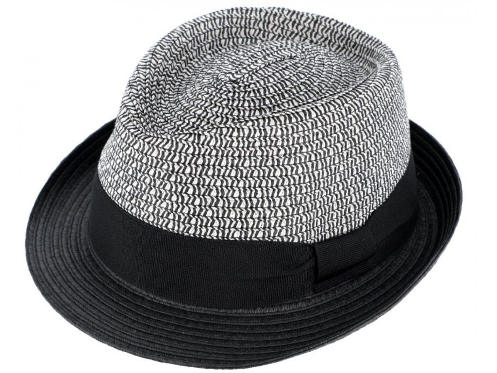 letni pansky klobouk s malou krempou