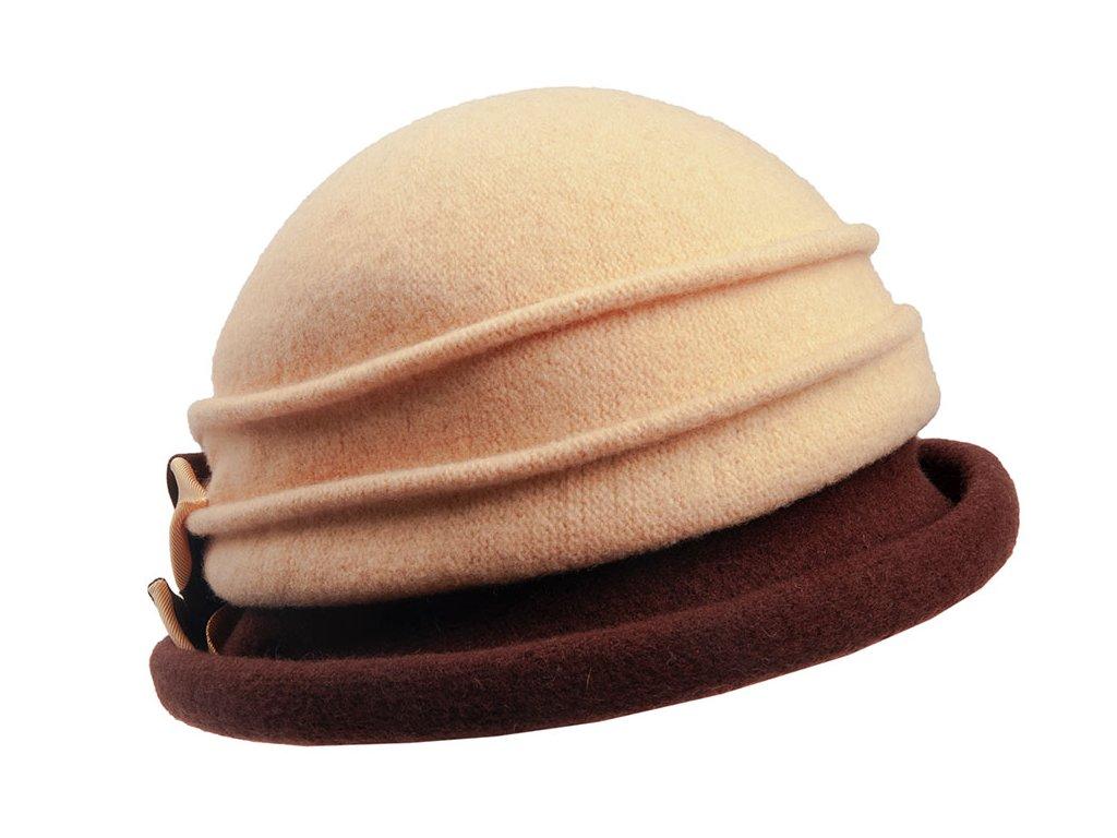 Vlněný klobouček Omosien Tonak - vlněný