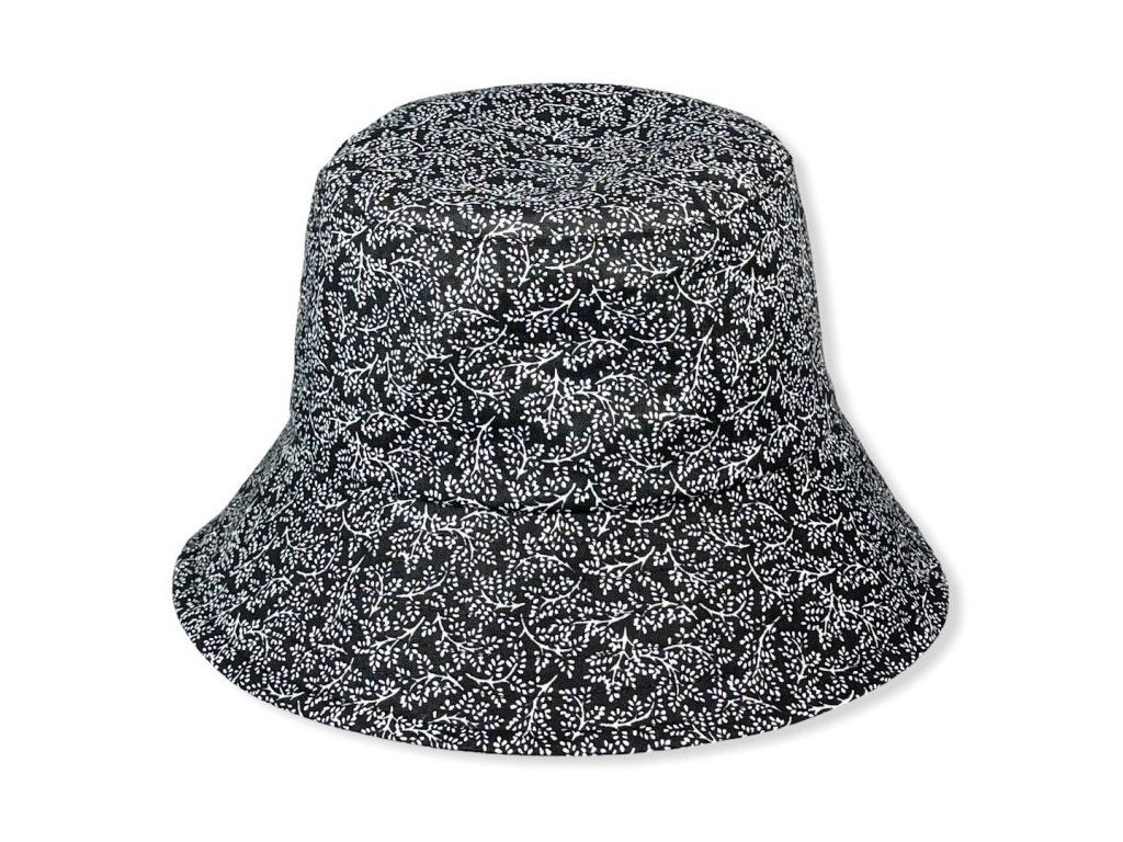 29064 damsky cernobily klobouk