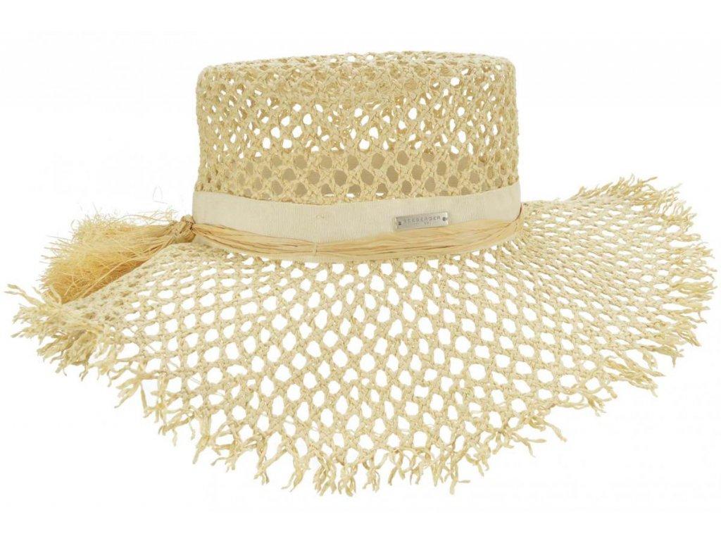 Dámský letní slaměný klobouk Seeberger