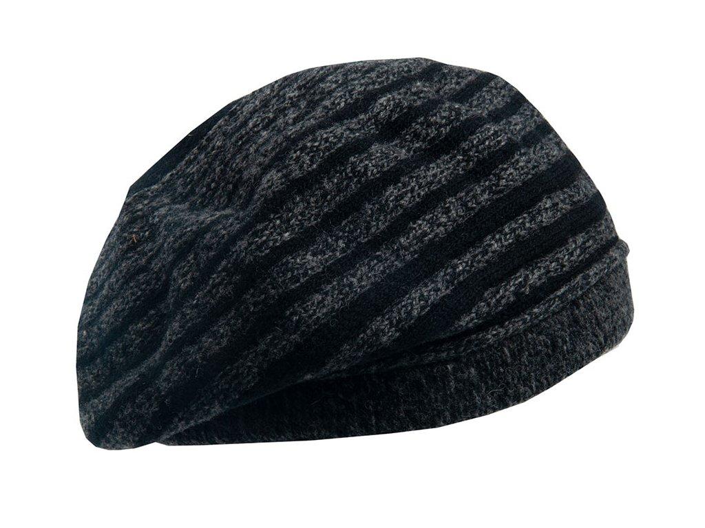 Vlněný baret Frodoriko Tonak outlet