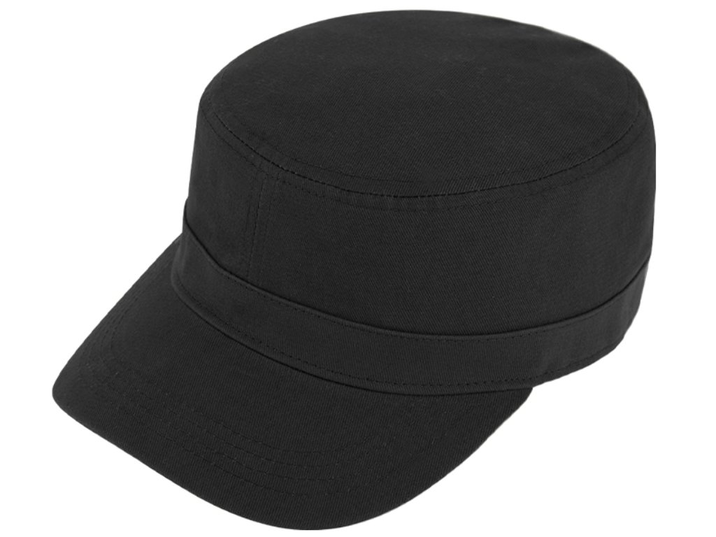 Vojenská kšiltovka černá - Army Cap