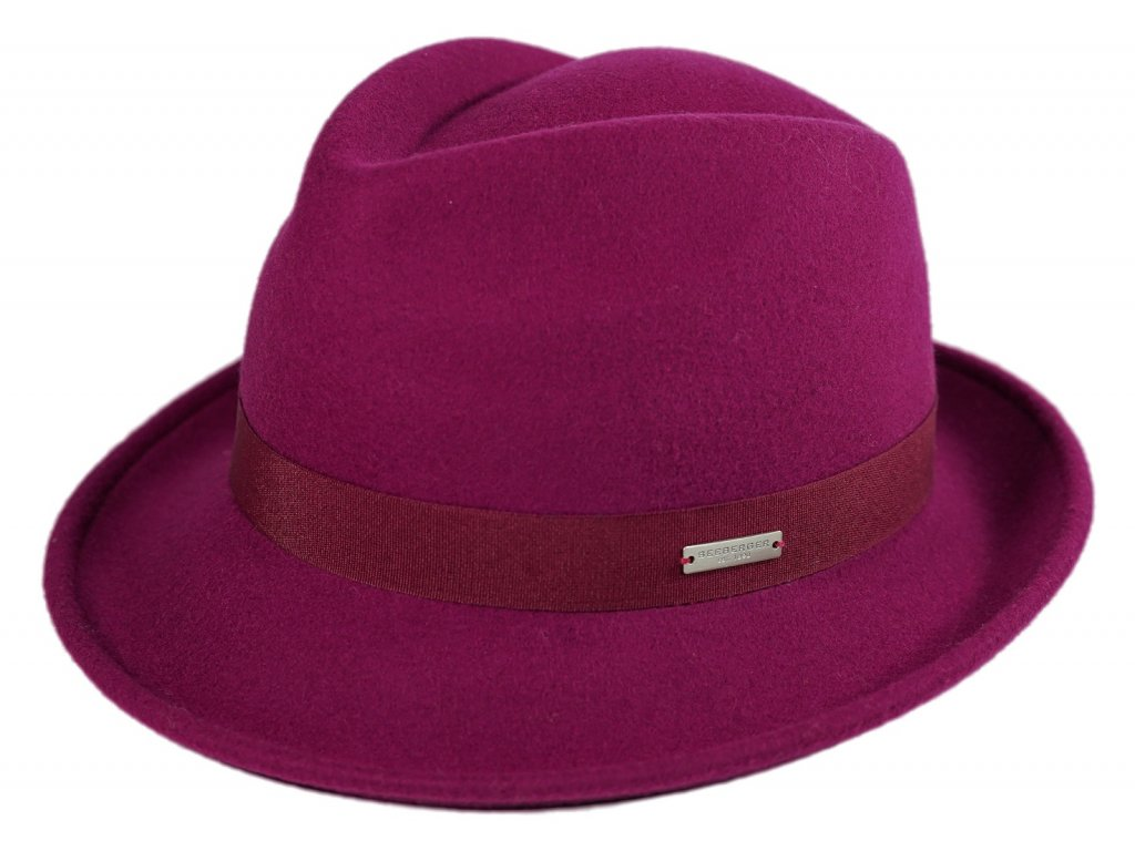 serikovy damsky klobouk