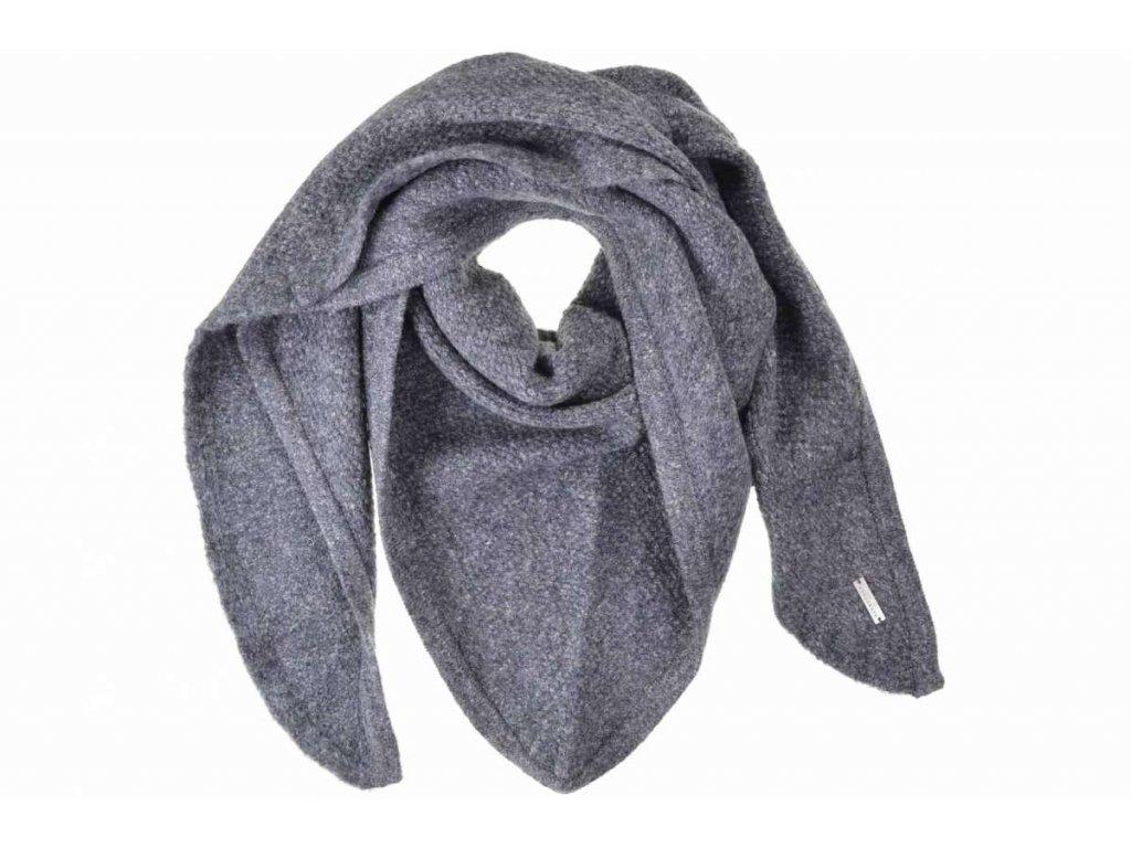 Dámská zimní šála - šátek od Seeberger - kolekce Lelica