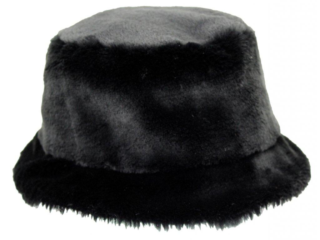 Luxusní chlupatý bucket hat -  Mayser