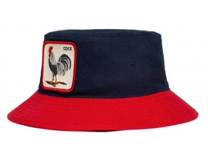 Bavlněný bucket hat -  Goorin Bros Americana