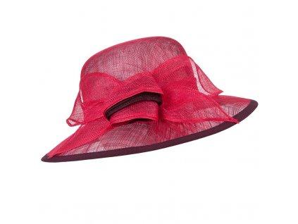 1.slavnostni klobouk cerveny