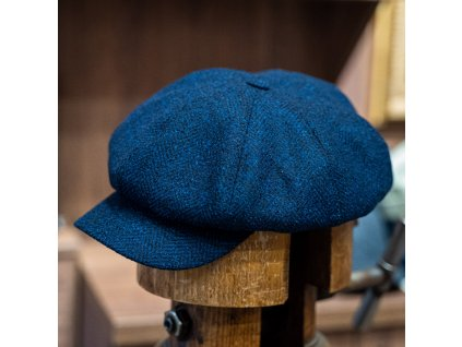 Tmavě modrá bekovka gavrosh - Carlsbad Hat Co.
