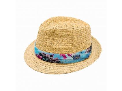 Slaměný klobouk Trilby Raffia - Stetson