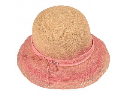2098505 damsky klobouk stetson ruzovy 2