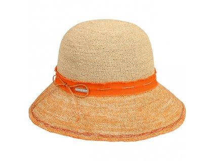 2098505 damsky klobouk stetson oranzovy 2