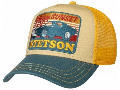Kšiltovka Stetson Trucker Cap Sunset