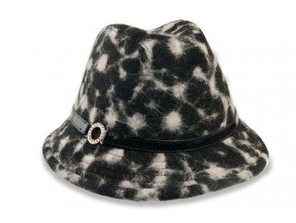 Dámský zimní šitý klobouk -  Tonak 010/05 - Výprodej