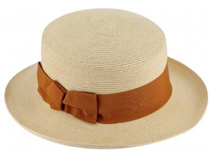 Damsky letní slaměny klobouk