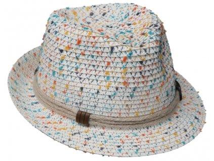 Dámský letní klobouk Trilby od Fiebig