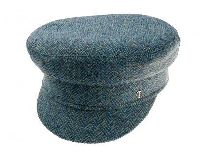 Modrá zimní kapitánka Tonak