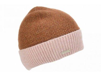 Čepice pletená dámská - Seeberger - kolekce Lelica