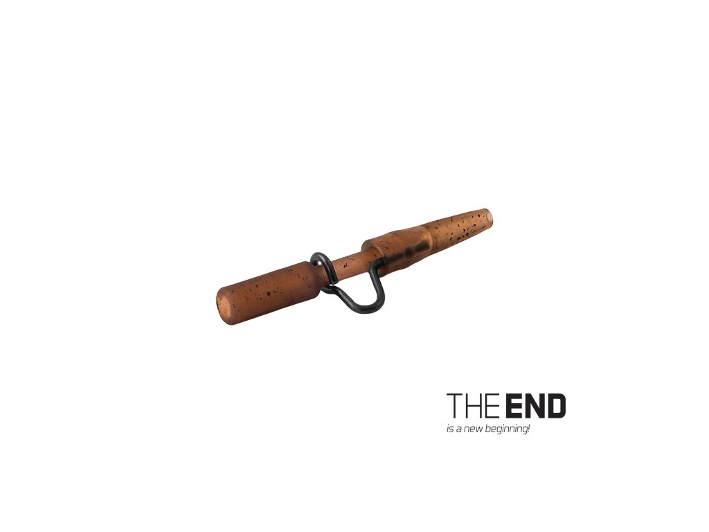 Závěsný klip Heavy duty THE END / 7ks