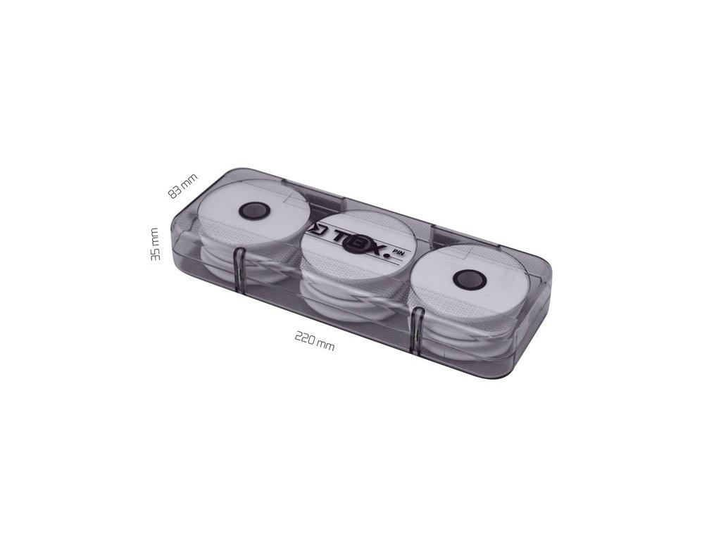 Krabice Delphin TBX Rig 220-6F Magnetic