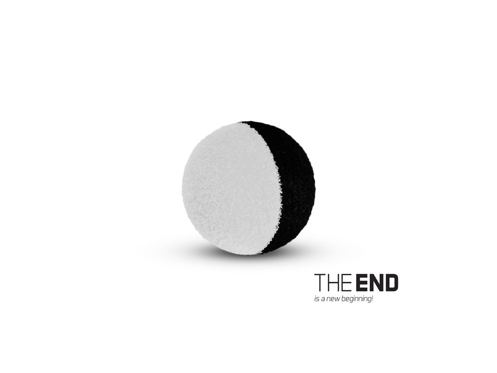 THE END ZIG RIG černo-bílé / 10ks