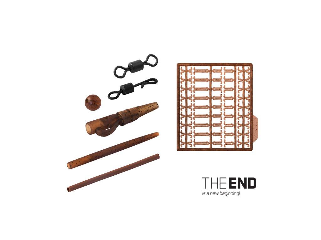 Set kaprařských montáží THE END / 10 montáží
