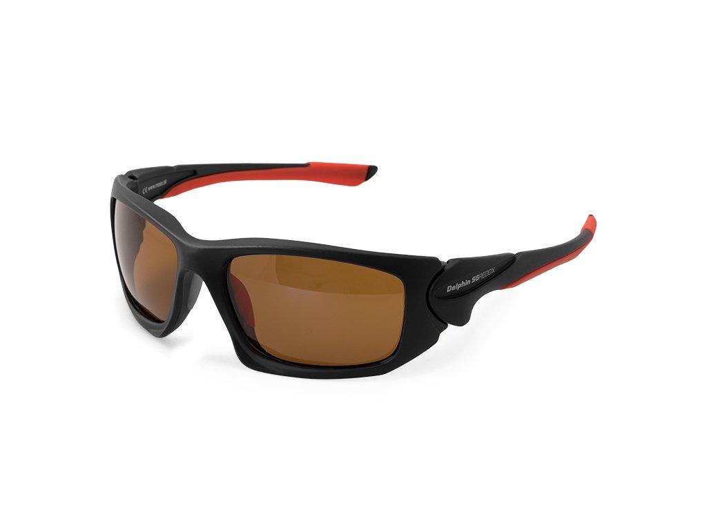Polarizační brýle Delphin SG REDOX