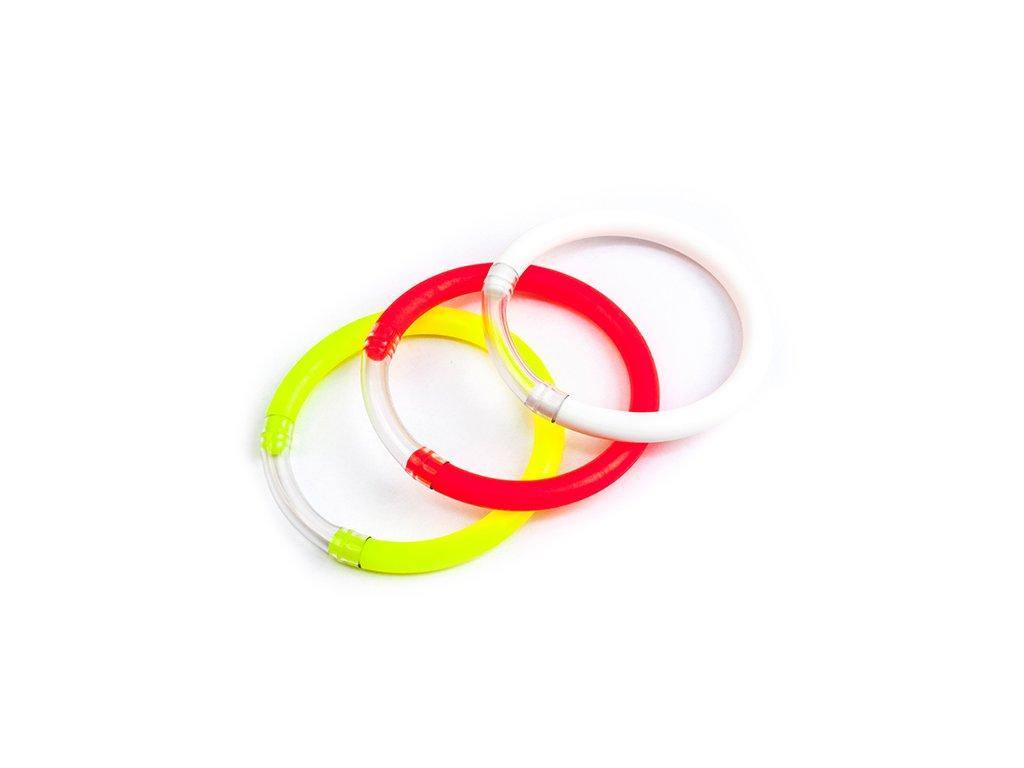 Signalizátor záběru okrouhlý/mix 3 barev