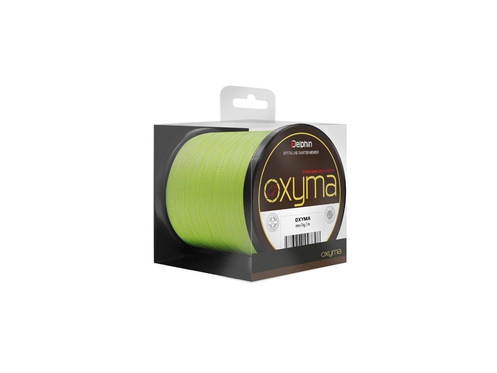 Delphin OXYMA 300m/fluo žlutá
